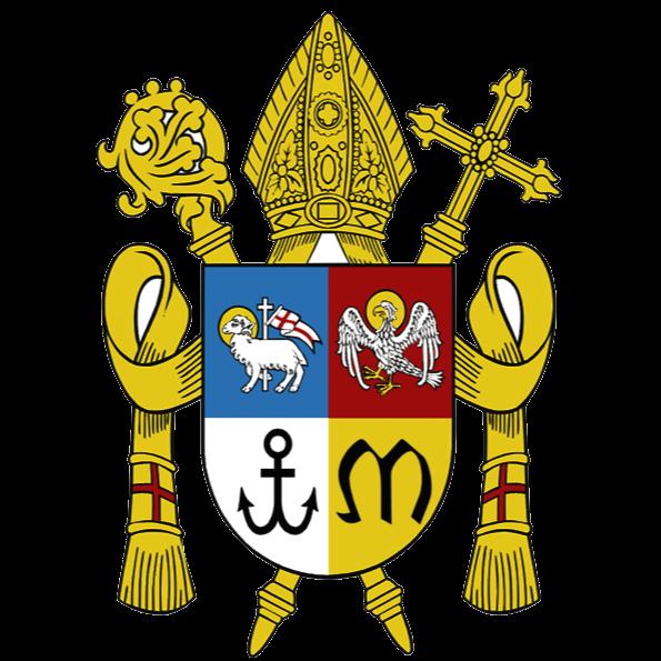 Herb diecezji toruńskiej